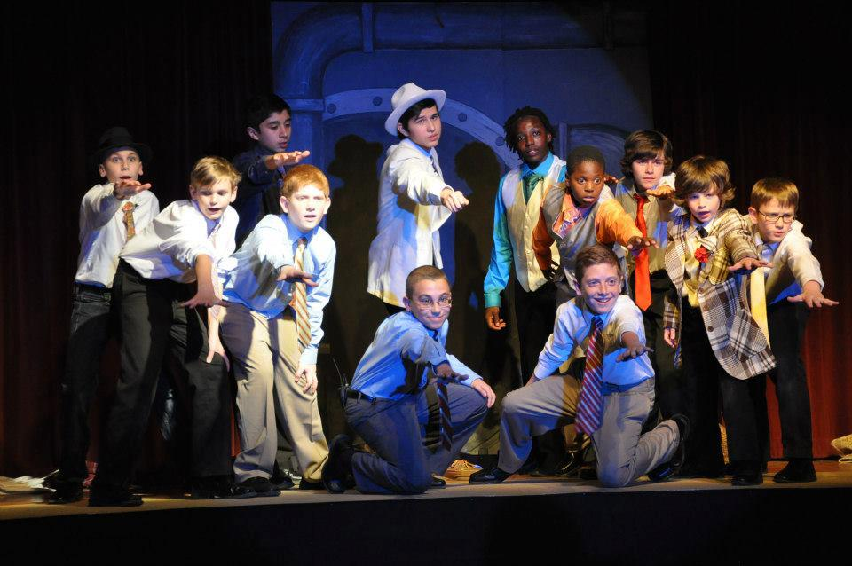 Guys and Dolls, Jr.