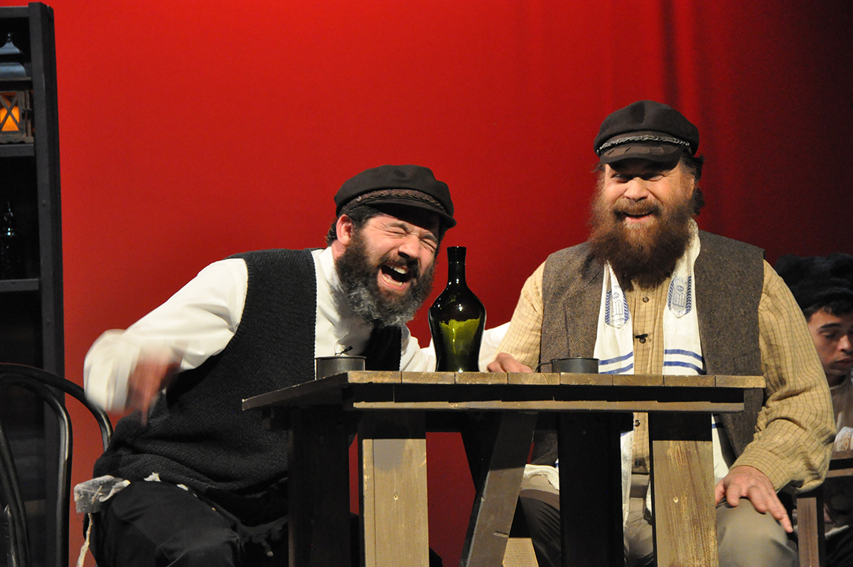 Fiddler On The Roof Damascus Theatre Company